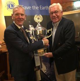 LC Beverwijk wint Lions Service Award
